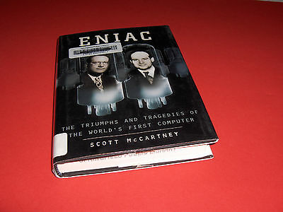 1999 Book Eniac The World´s First Computer Mauchly Eckert Moore School Pa