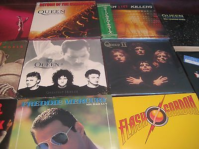 Queen Return Of Champions/rare Hits Vol 3+Live+Studio Lp's 14 Editions + Bbc Cd