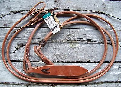 Romel Reins - Harness Leather by Schutz Brothers