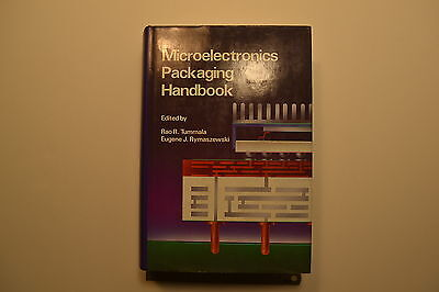 #JB40 MICROELECTRONICS PACKAGING HANDBOOK Book Manual Copyright 1989 1194 Pages