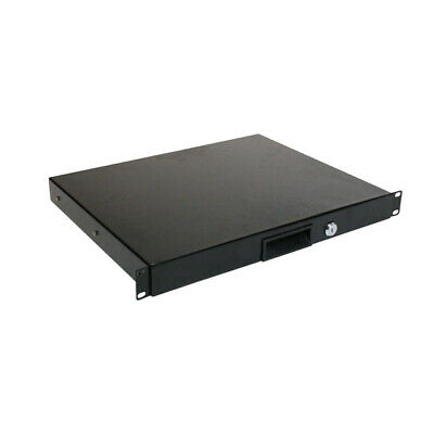 "1RU 19"" Steel Drawer, 350mm Deep"