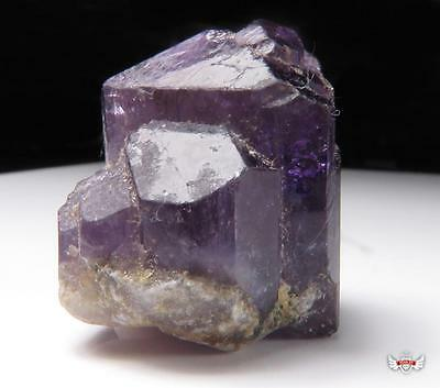 65.48Ct. Great Twinned Terminated Purple Scapolite