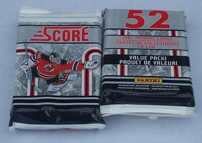 Score Nhl Trading Cards 2011-2012 Hockey Lot Of 2 Value Packs New & Sealed