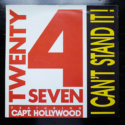 Twenty 4 Seven - I Can´t Stand It