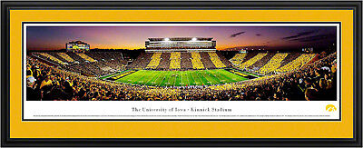 University of Iowa Hawkeyes - Football - Kinnick Stadium Panoramic Picture