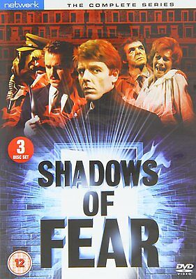 Shadows Of Fear: The Complete Series - DVD NEW & SEALED (3 Discs)