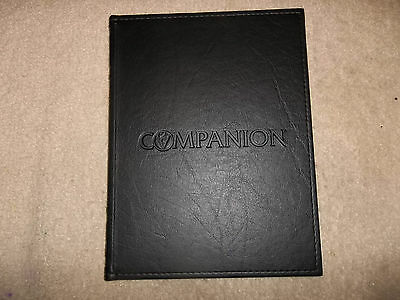 Vampire the Masquerade Companion 20th Anniversery Ltd Ed Onyx Path