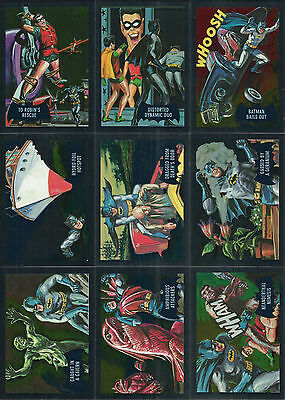 DC Comics Justice League ~ ULTIMATE MINI-MASTER SET (Base,Inserts,Parallels+)