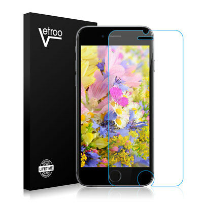 """Premium Tempered Glass Screen Protector for iPhone 7/6 4.7"""" / iPhone 7 Plus 5.5"""""""