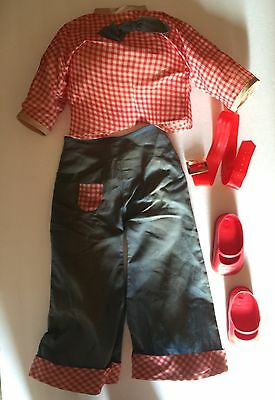 """30"""" Walking Eegee Doll Replacement Outfit With Shoes"""