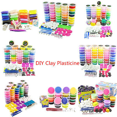 Kids Creative Toys DIY Plasticine Foam Clay Modelling Clay Kids Handcraft Games