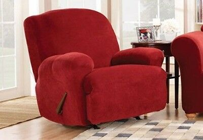 Stretch pique Recliner Slip Cover Home Sure fit slipcover