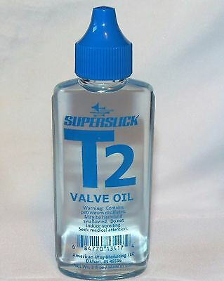 SUPERSLICK T2 Valve Oil