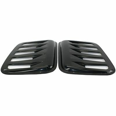 Ventshade New Window Louvers Set of 2 F150 Truck F250 Ford F-150 F-250 Pair