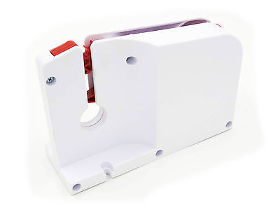 Bench Mountable Plastic Bag Neck Sealer with Tape Cutter