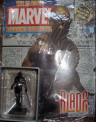Figura Marvel Figurine Collection Blade Rare Early Pilot Issue 10 Not 6