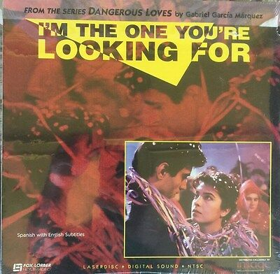 I'm the One You're Looking For - Laserdisc - NEW/SEALED - Spanish w/ Eng. Subs