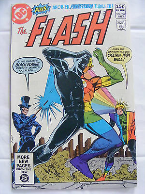 Flash # 299 Jul 81 Dc Comics  Firestorm Shade