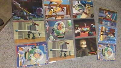 TOY STORY! - Set of 21, Skybox Brand, Trading Cards, Pre-Owned