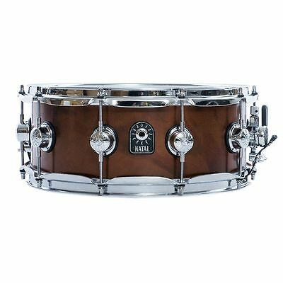 Natal 14x5.5in Limited Edition Aged Bronze Snare
