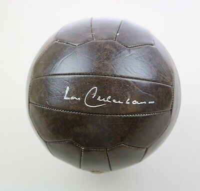 Franz Beckenbauer Signed Retro Football Autograph Germany Memorabilia + COA