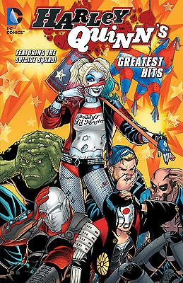 HARLEY QUINNS GREATEST HITS TP, New, First Print, DC Comics (2016)