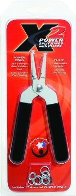 Worth 22201 Split Ring Plier with Rings