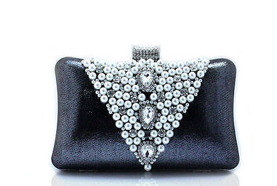 Luxury New Women's Clutch Evening Bag Wallet Purse Handbags Party Bag