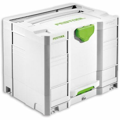 Festool SYS-Combi 3 Systainer Storage Case/Drawer