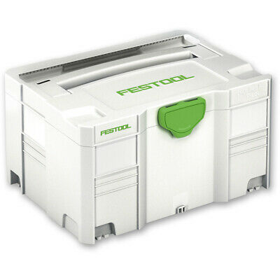 Festool Systainer T-LOC Case - Sys 3, 210mm High