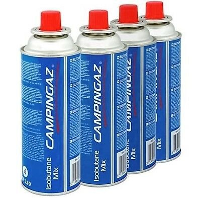Campingaz CP250 Cartridge 4 Pack