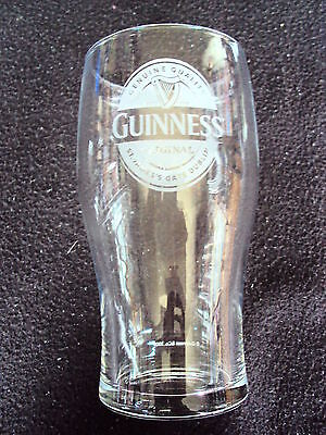 Rare! Official Guinness Pint Glass 250 Anniversary 2009 Mint Unused Free Uk P&p
