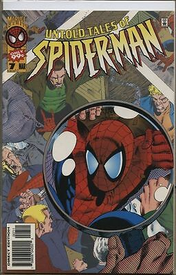 Untold Tales of Spider-man 1995 series # 7 near mint comic book