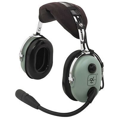 H10-13H David Clark Helicopter Headset