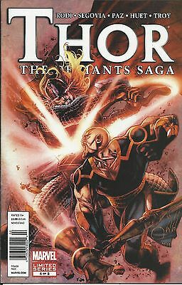 Marvel Thor The Deviants Saga comic issue 4
