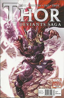 Marvel Thor The Deviants Saga comic issue 1