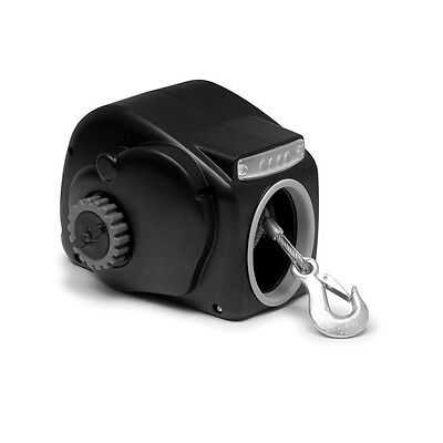 Refurb Small Craft Trailer Winch For Hunting/fishing/water Sports/boat/atv - New