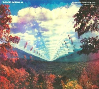 Tame Impala - Innerspeaker [Deluxe Edition] [Digipak] New Cd