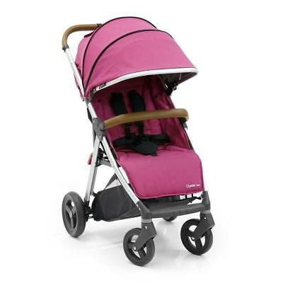 BabyStyle Oyster Zero Pushchair (Wow Pink) - RRP £229.00