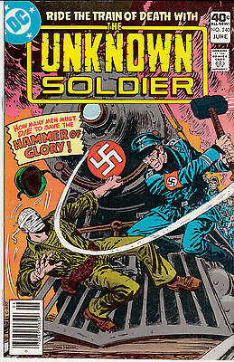 UNKNOWN SOLDIER #240 (June 1980) * DON HECK cover art