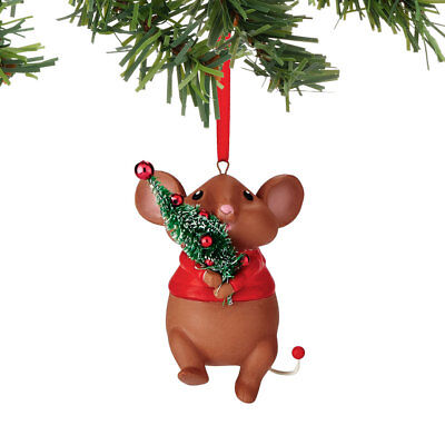 Dept 56 Merry Mice 4054956 Jolly the Mouse Ornament New 2016.