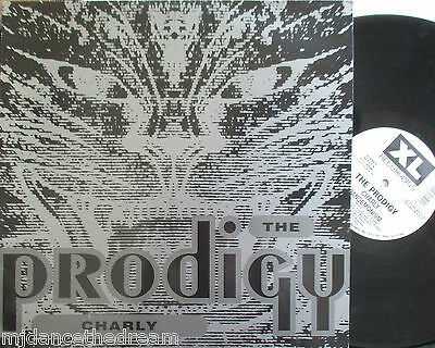 "THE PRODIGY ~ Charly ~ 12"" Single PS"