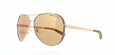 MICHAEL KORS Sunglasses MK5004 CHELSEA 1017R1 Rose Gold Taupe 59MM