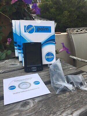 NEW IN BOX PALM TUNGSTEN TX PDA HANDHELD ORGANIZER BLUETOOTH Wi-Fi