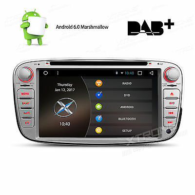"Ford Transit Connect Focus Mondeo 7"" Android 4.4 Car Head Unit DVD Player GPS"