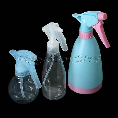 New Empty Hand Trigger Water Spray Bottle Flowers Plants Cleaning Gardening Tool
