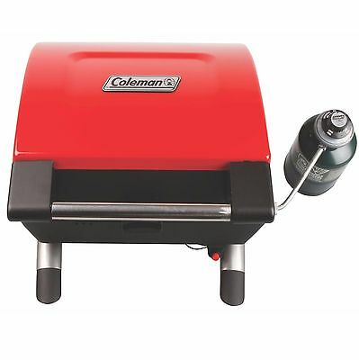 Coleman NXT Lite Portable Table Top Camping Tailgating Instastart Propane Grill