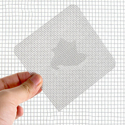 3x New Insect Fly Mosquito Door Window Netting Mesh Screen Repair Sticky Tapes