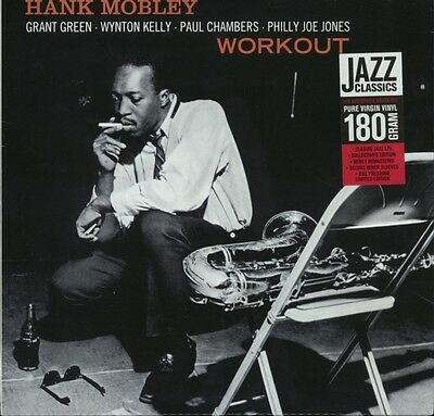 Workout (180g) 12 inch, Hank Mobley, Vinyl, 8436542013086