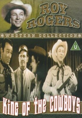 King Of The Cowboys [1943] [DVD], 5030462051642